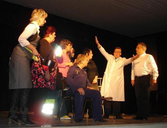 les copains du café théâtre de Sarry !!!! Tournée 2010 : Recy