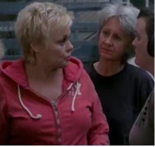 """film """"ni reprise ni échangée"""" avec Muriel Robin 2010"""
